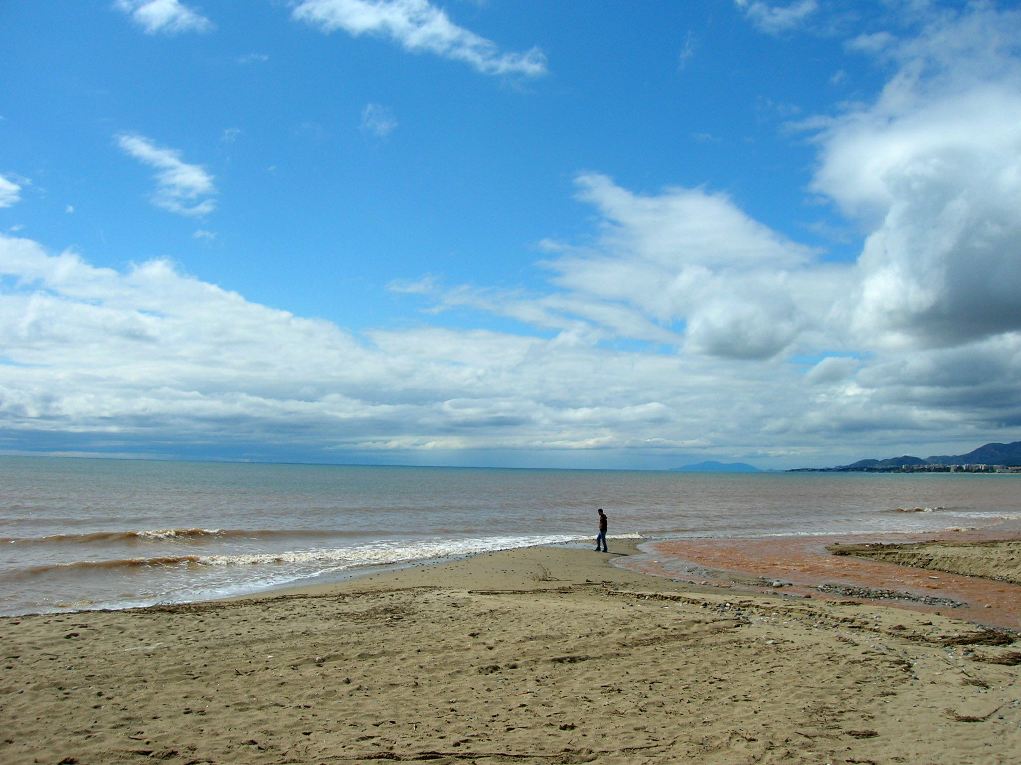 Foto playa Rifà. La playa de Mont-roig
