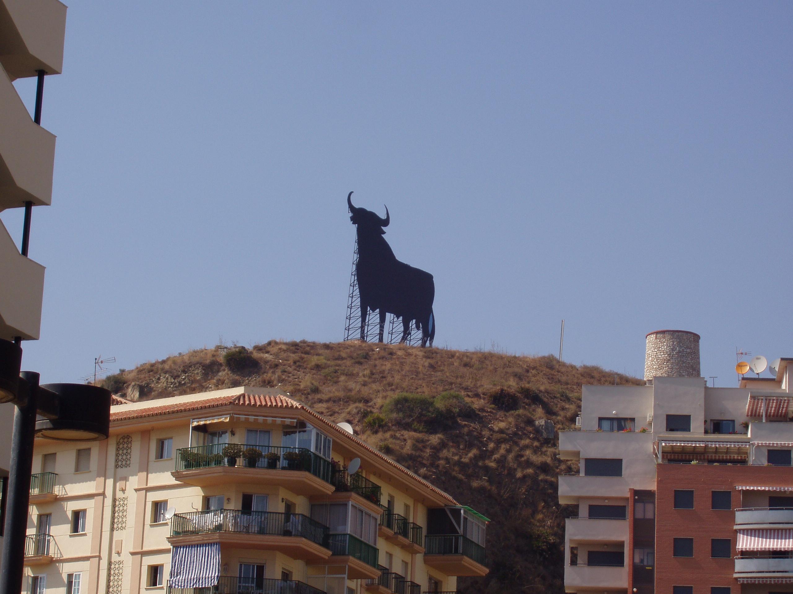 Foto playa Las Gaviotas. Fuengirola Bull, Torreblanca