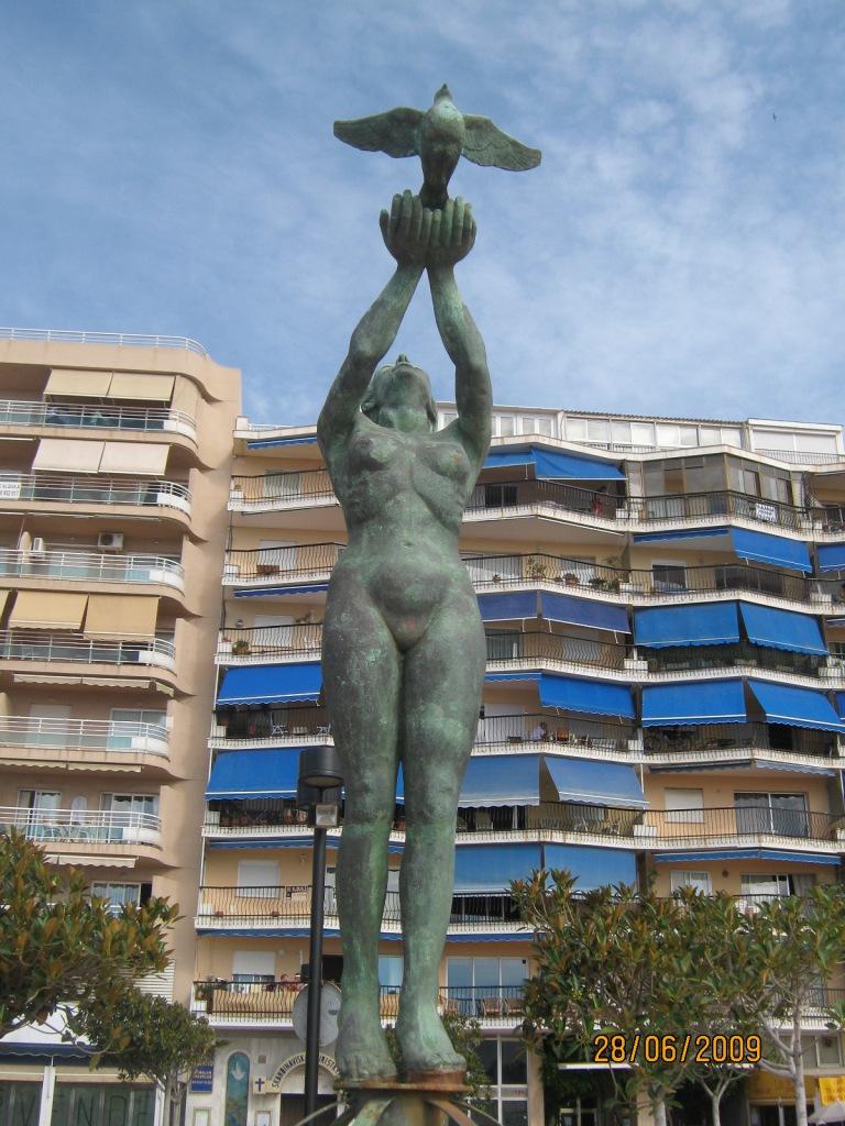Foto playa Las Gaviotas. Dedicada al turista 2.