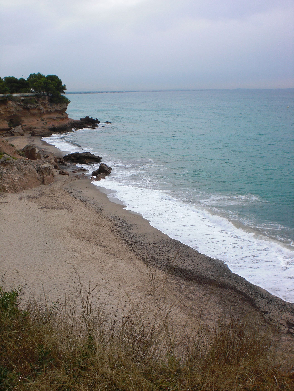Foto playa Cala del Solitari.