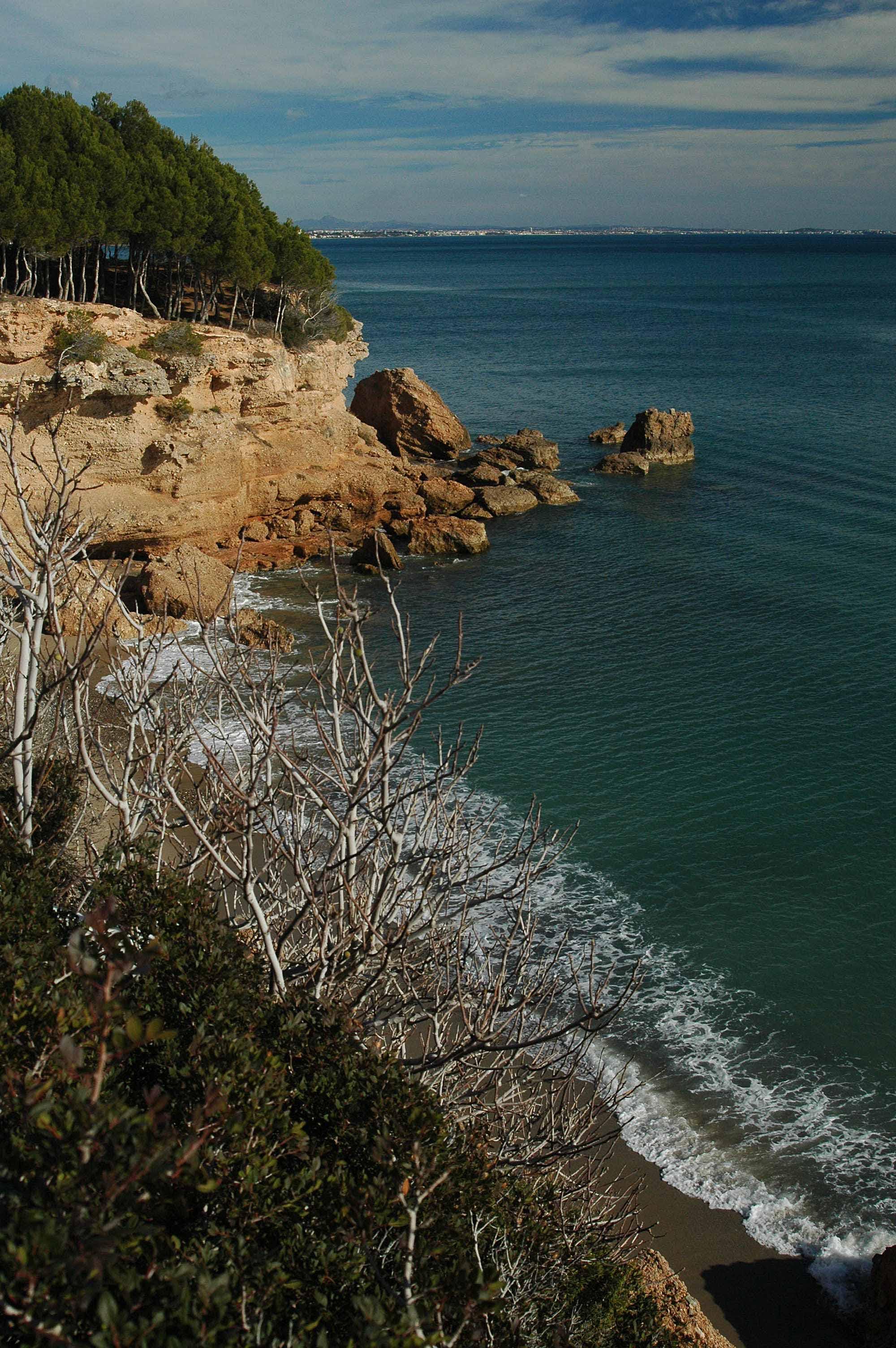 Playa Platja de Cristall