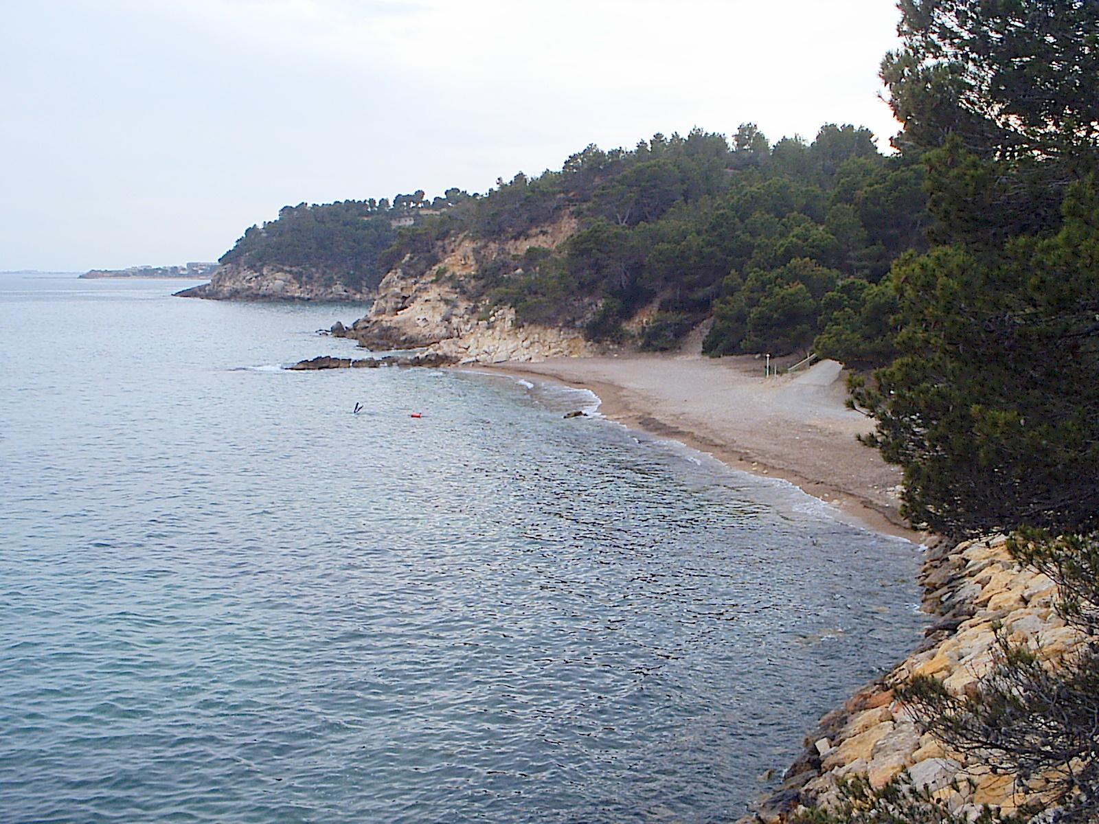 Foto playa Cala Moros. GR-92 Et 29