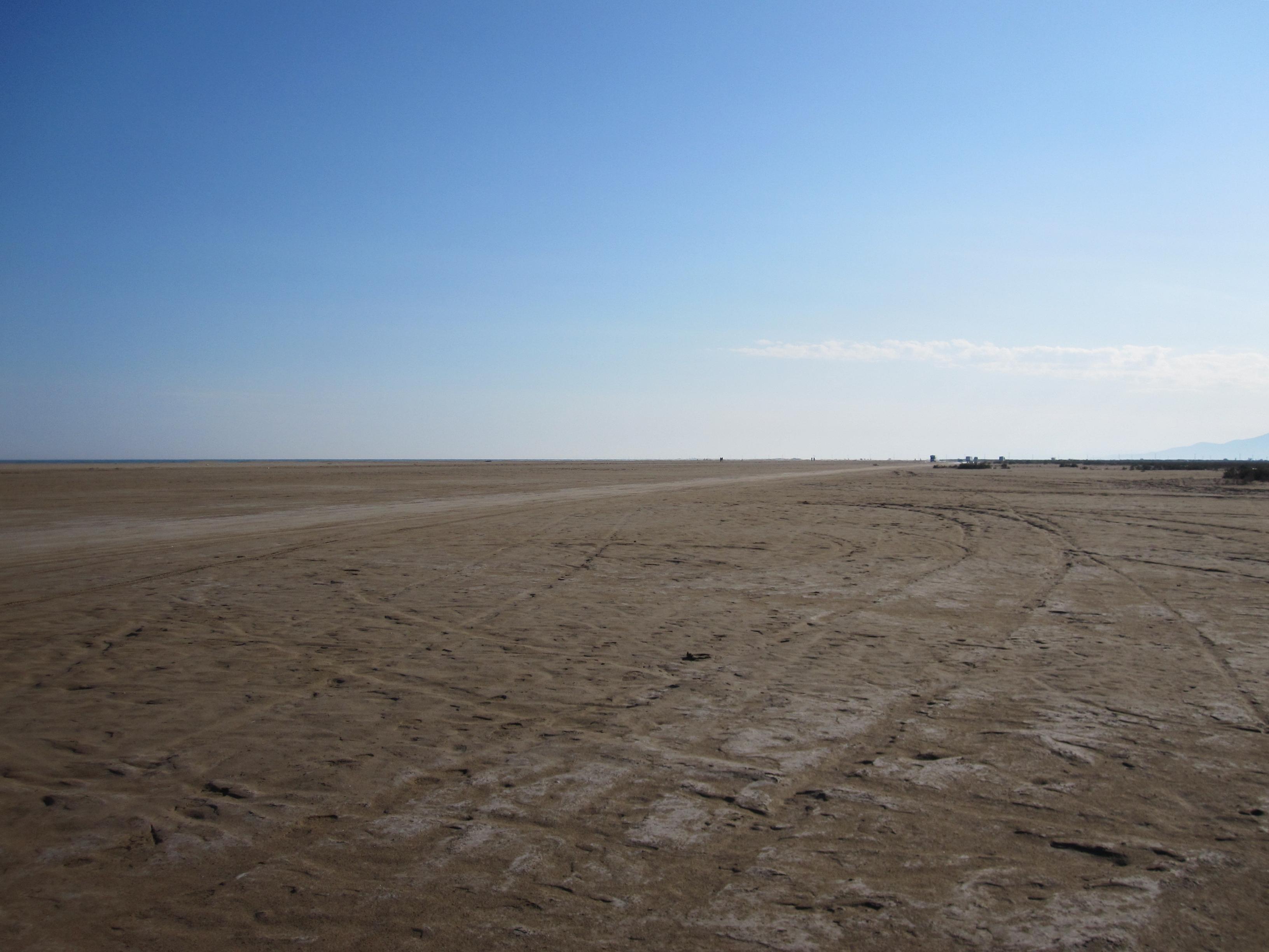 Foto playa Los Eucaliptos.