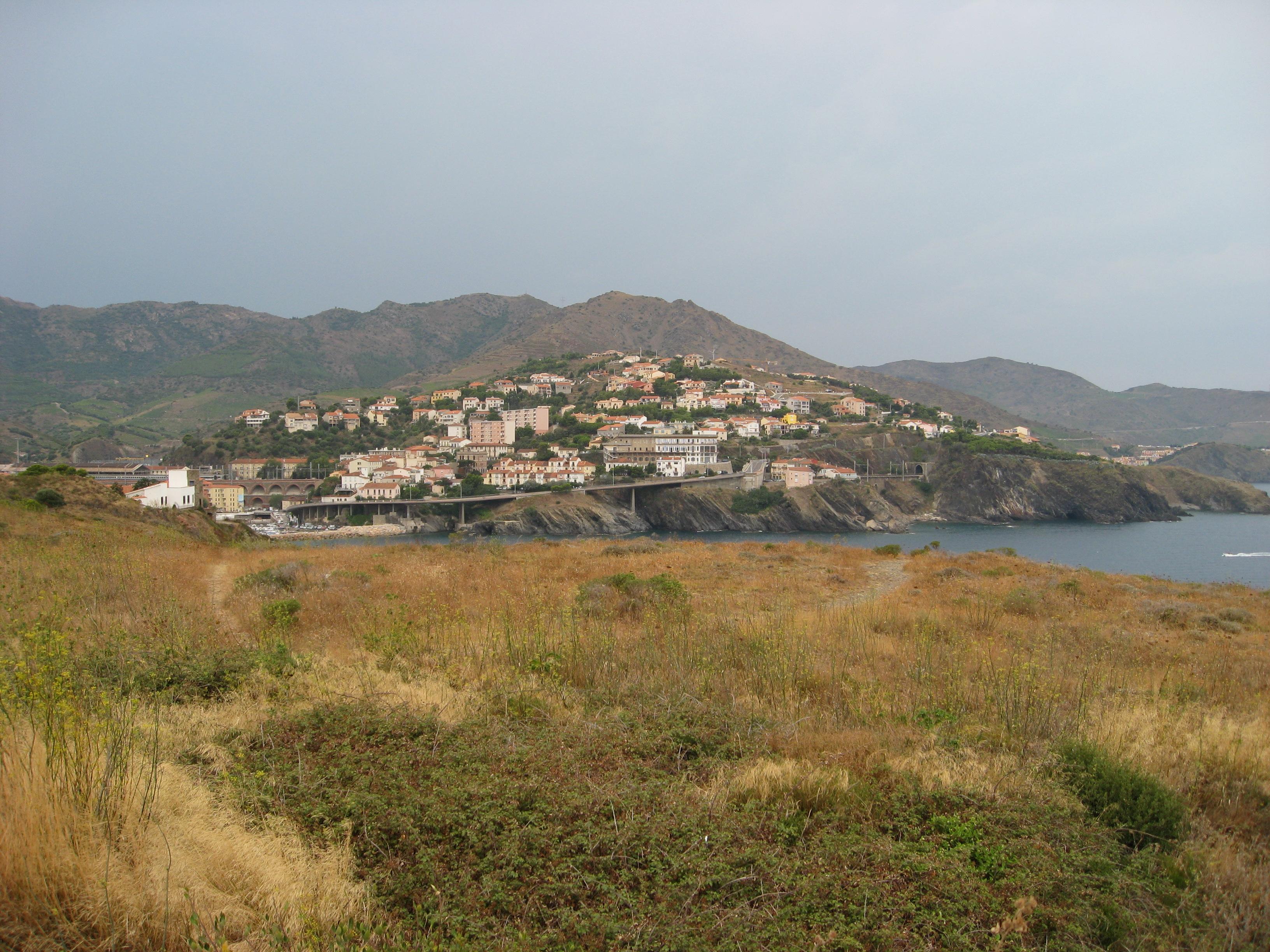 Foto playa Del Pi. Cerbère