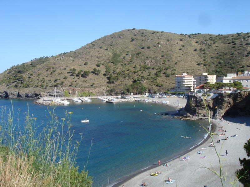 Foto playa Garbet. Colera