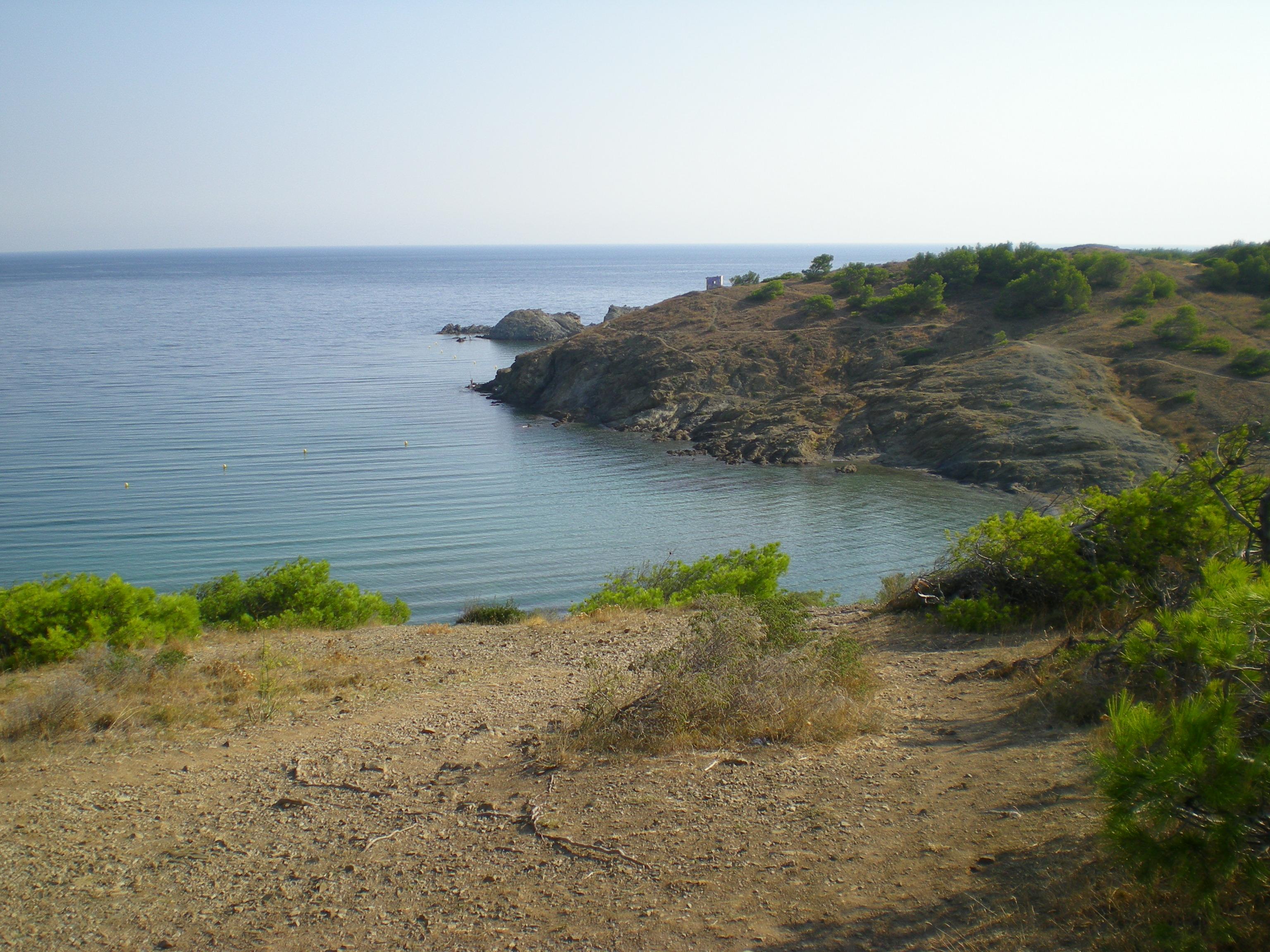 Playa Canyelles / Cap de Ras