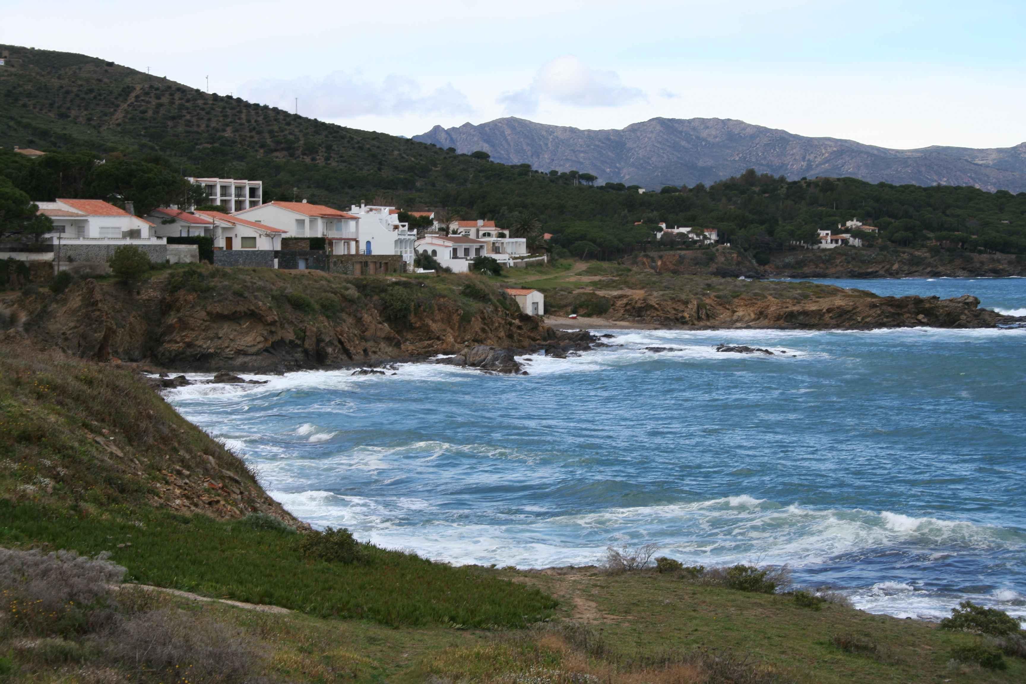 Playa Port de la Selva / La Ribera