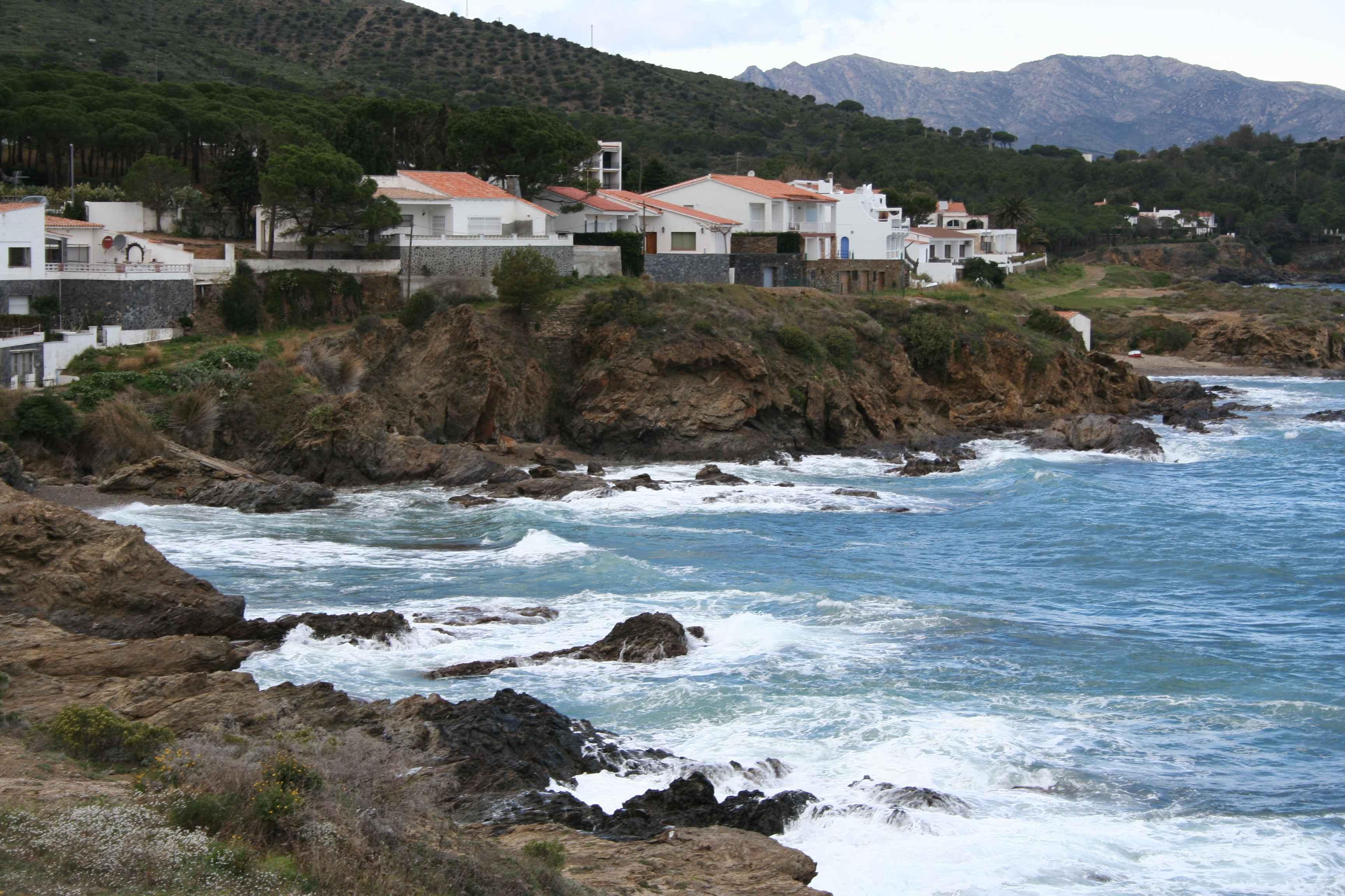 Foto playa Port de la Selva / La Ribera. el Port de la Selva 2007 005