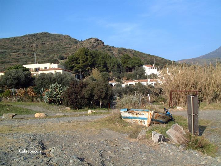 Playa Cala Joncols