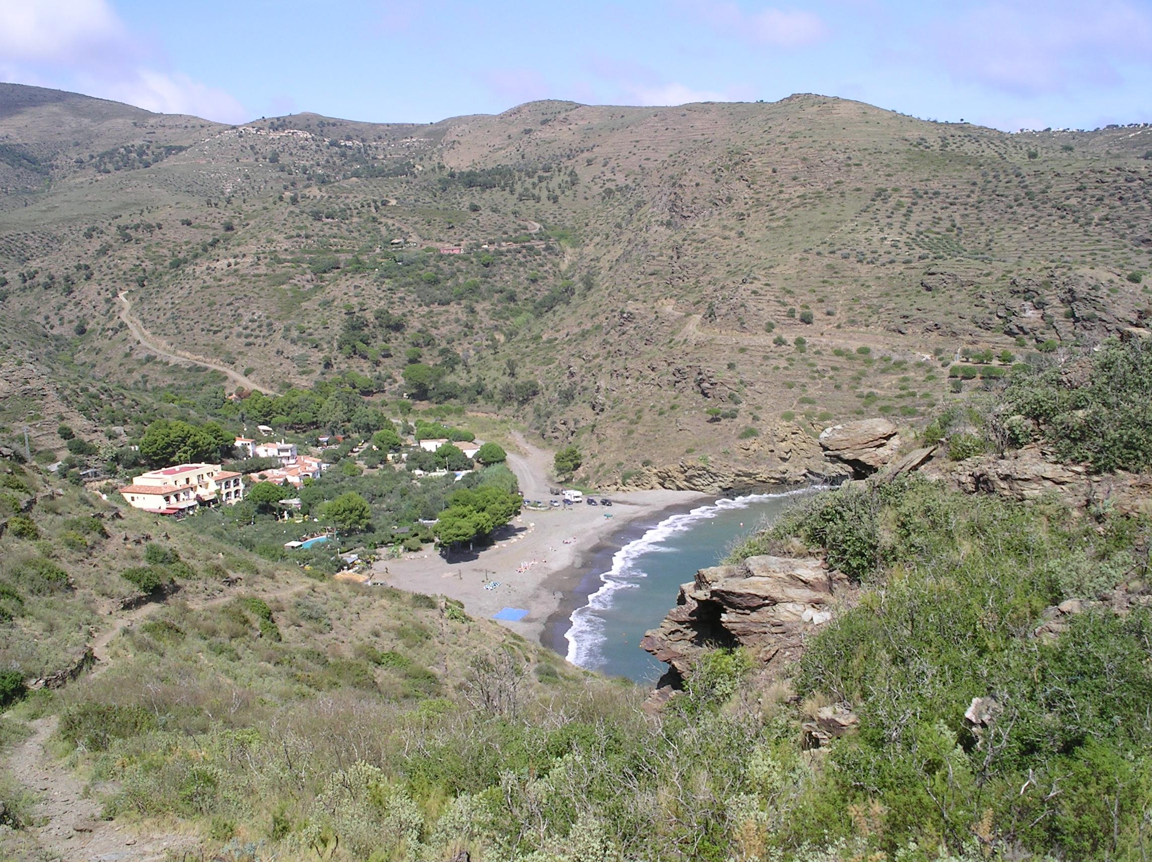 Foto playa Cala Canadell. IMGP0753