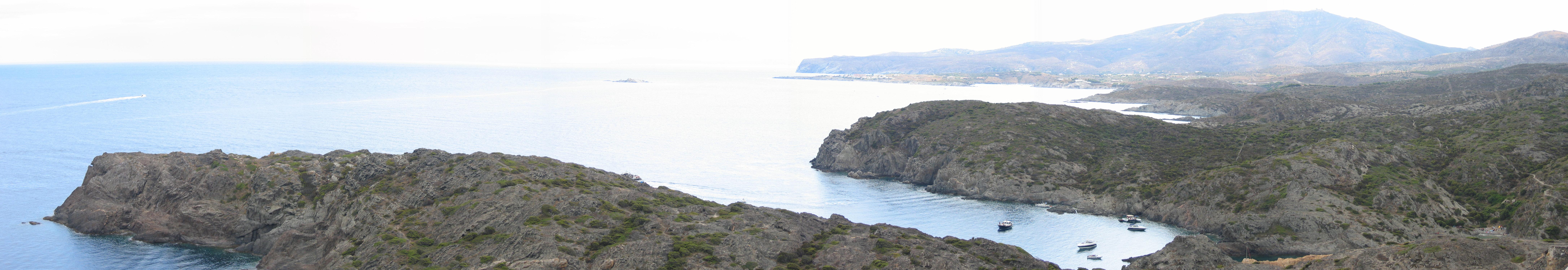 Foto playa Cala Canadell. Cadaques