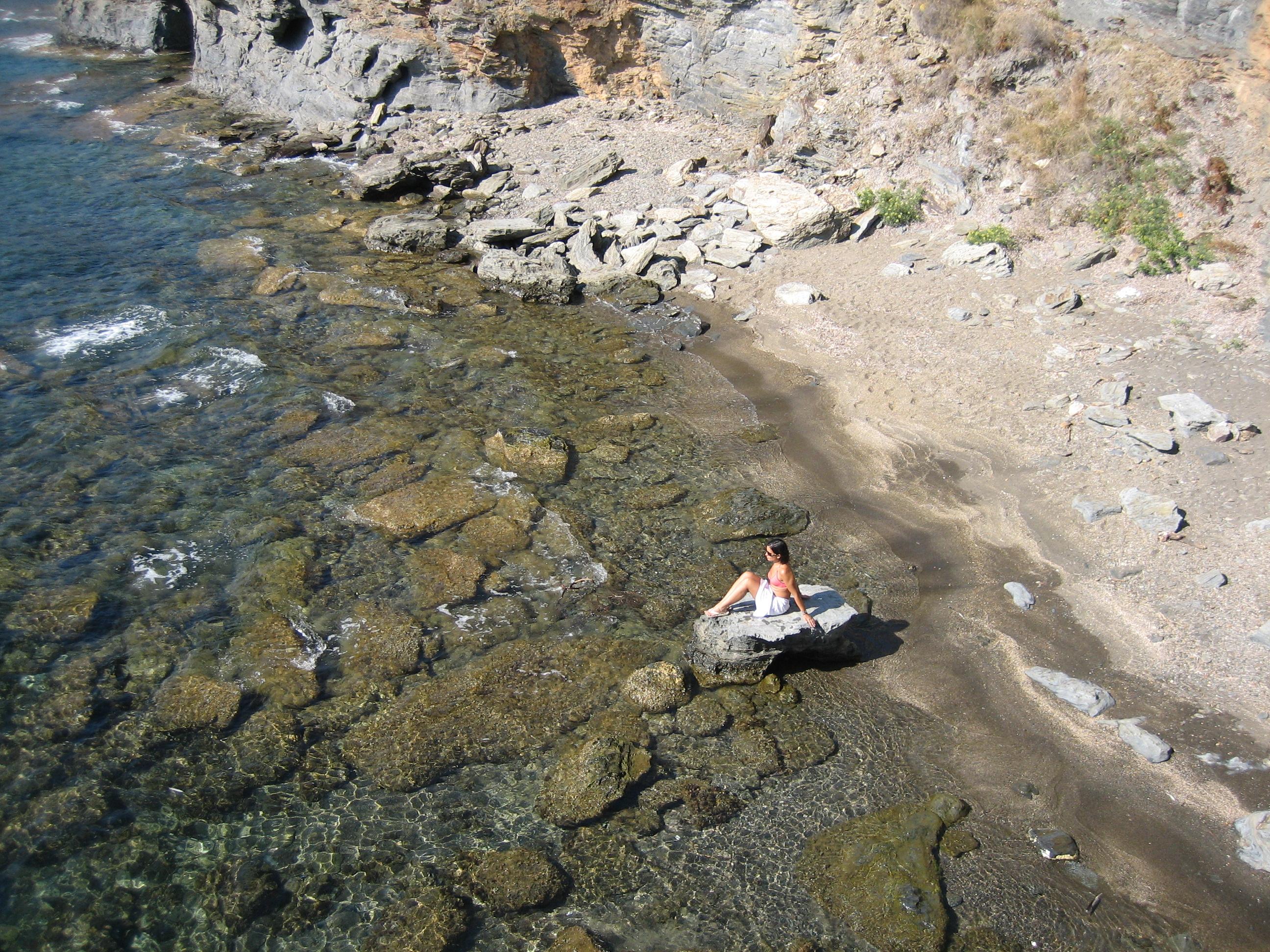 Foto playa Cala Calitjàs / Es Calitjas. Cala Pelosa III