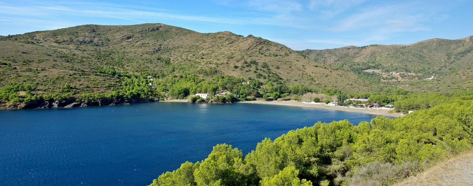 Foto playa Cala Montjoi. Cala Montjoi - El Bulli