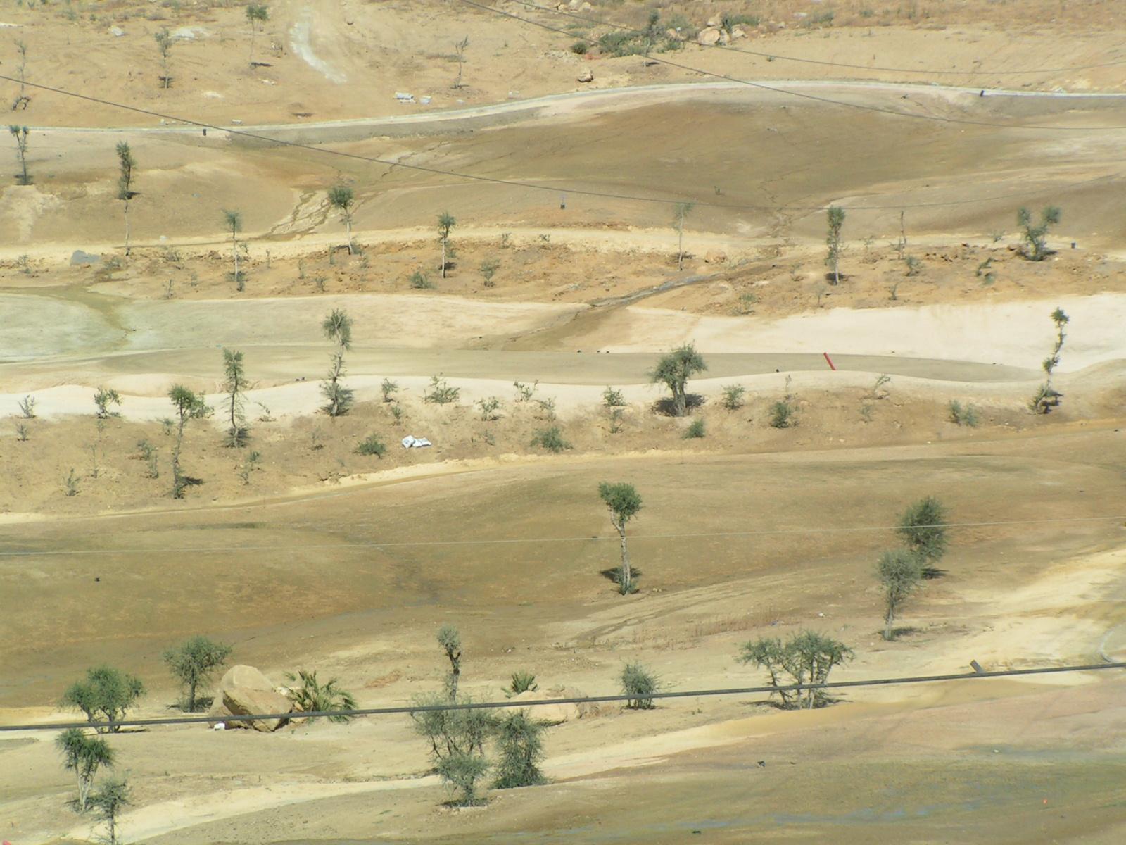 Foto playa El Chaparral. Neue Golfplätze