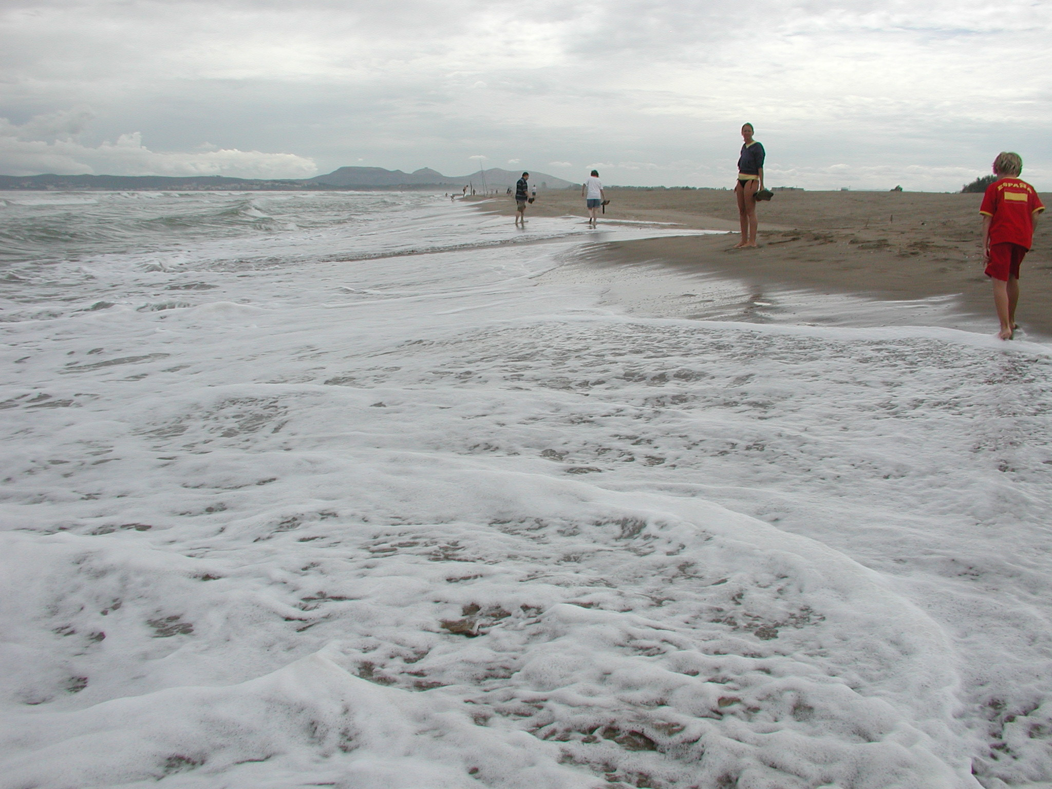 Foto playa Sant Pere Pescador. Strand Camping Aquarius