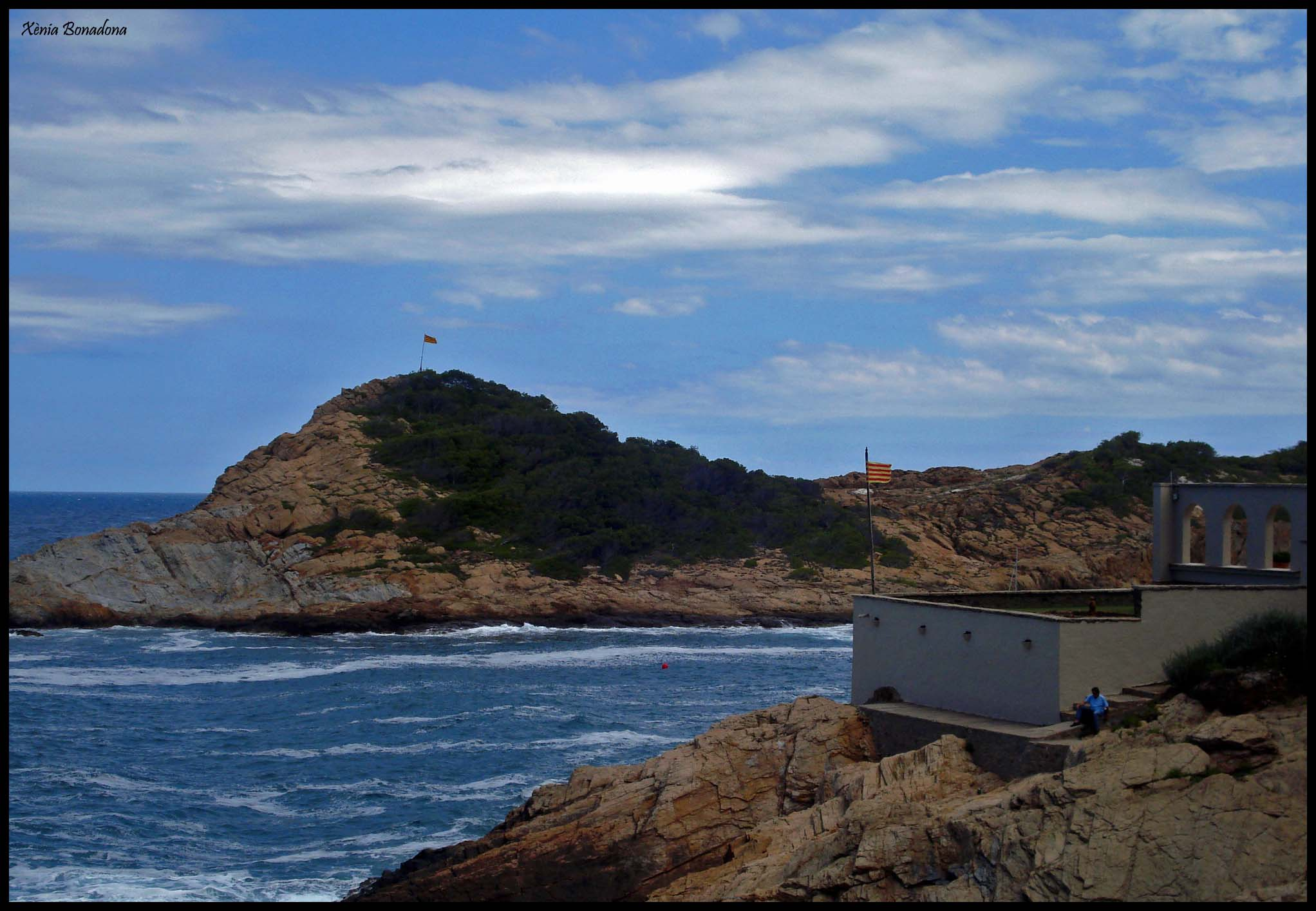 Foto playa Sa Tuna. Begur, Cala AiguaFreda-Cala Sa Tuna