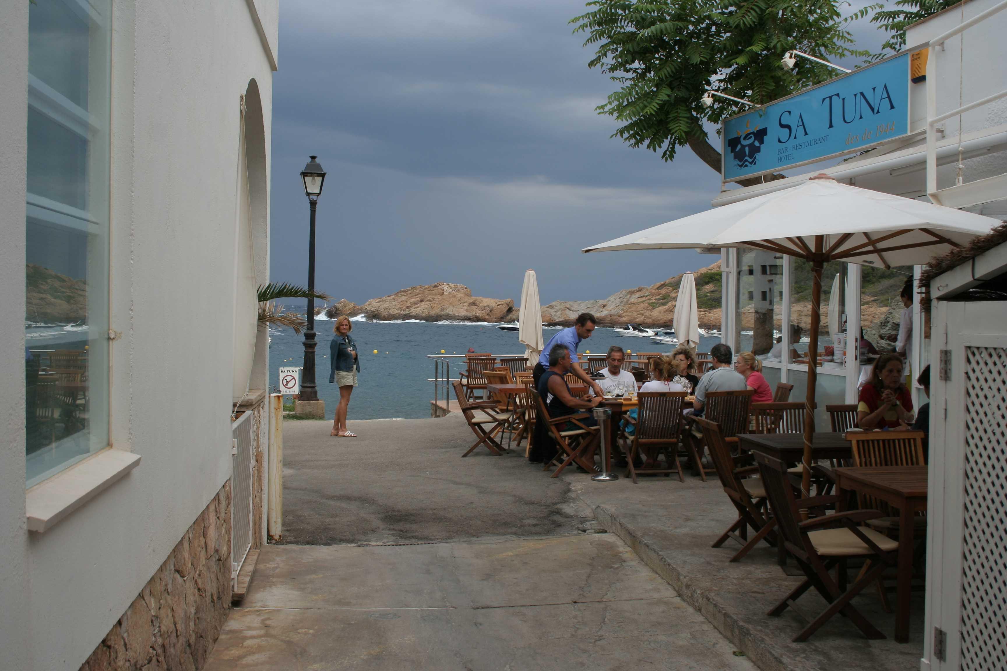Foto playa Sa Tuna. Begur 2006 002