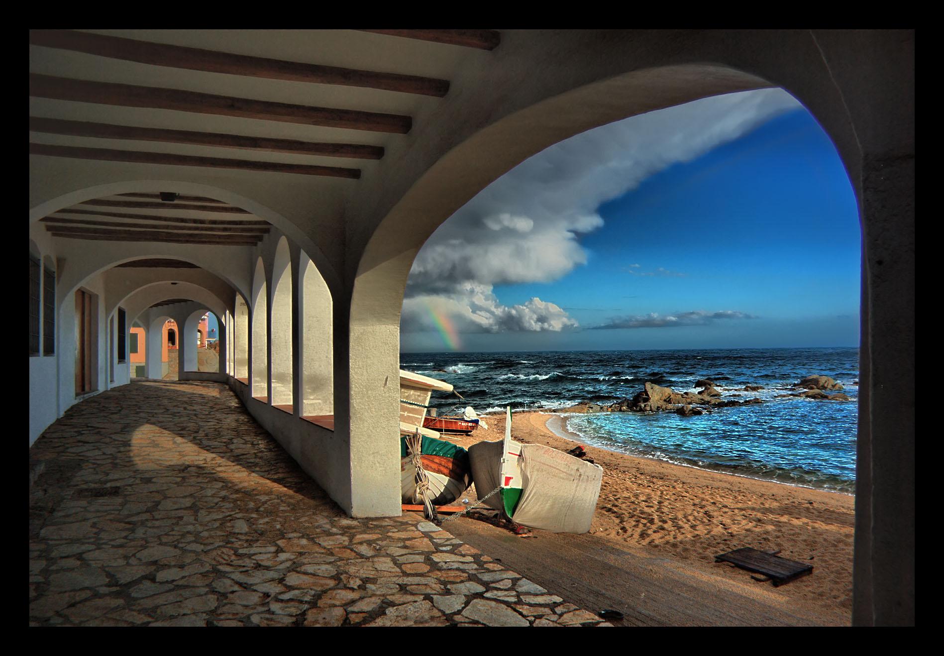 Playa Canadell / Els Canyissos