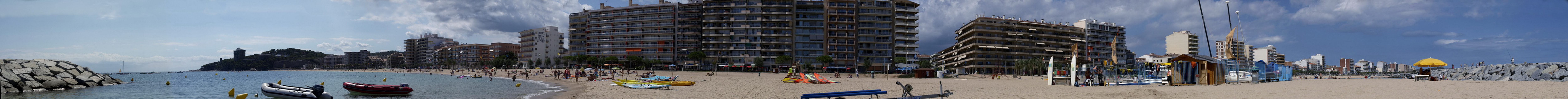 Foto playa Cala de la Roca del Paller. Sat Antoni de Calonge