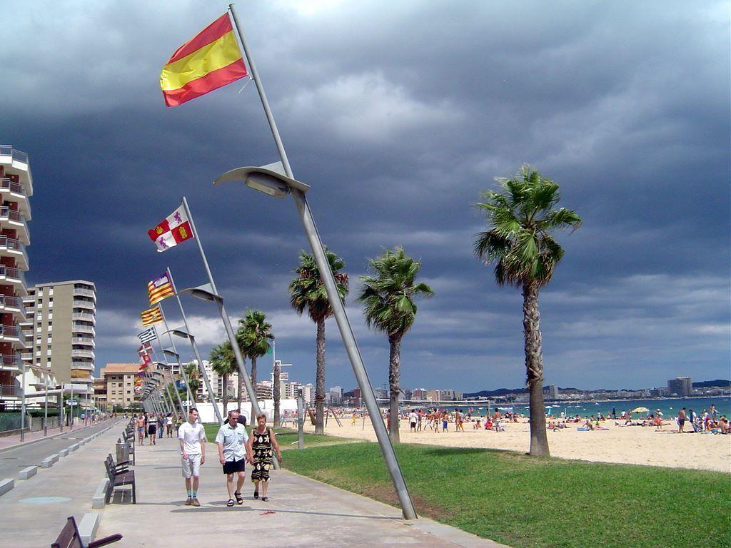 Playa Cala de Ses Torretes / Cala Go Go
