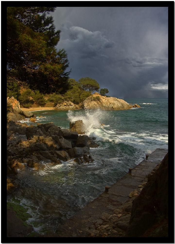 Playa Comptat de Sant Jordi / Condado de Sant Jordi