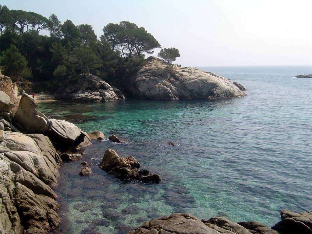 Foto playa Comptat de Sant Jordi / Condado de Sant Jordi. ESPAÃ'A Calonge