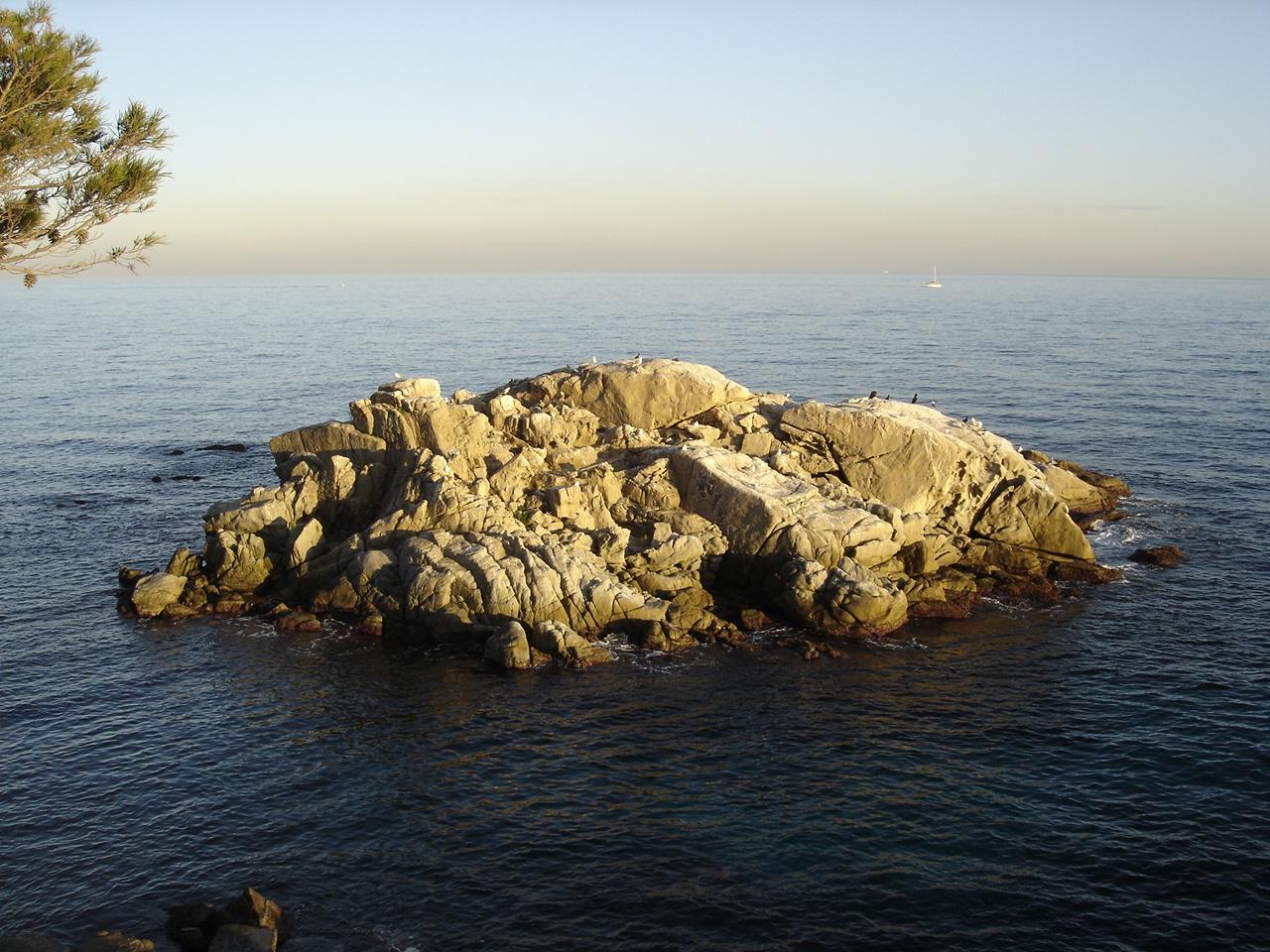 Foto playa Comptat de Sant Jordi / Condado de Sant Jordi. Illot de la Belladona Grossa, Platja d´Aro