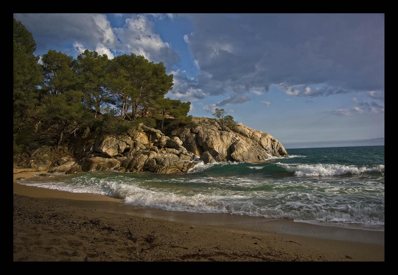 Foto playa Comptat de Sant Jordi / Condado de Sant Jordi. Calonge