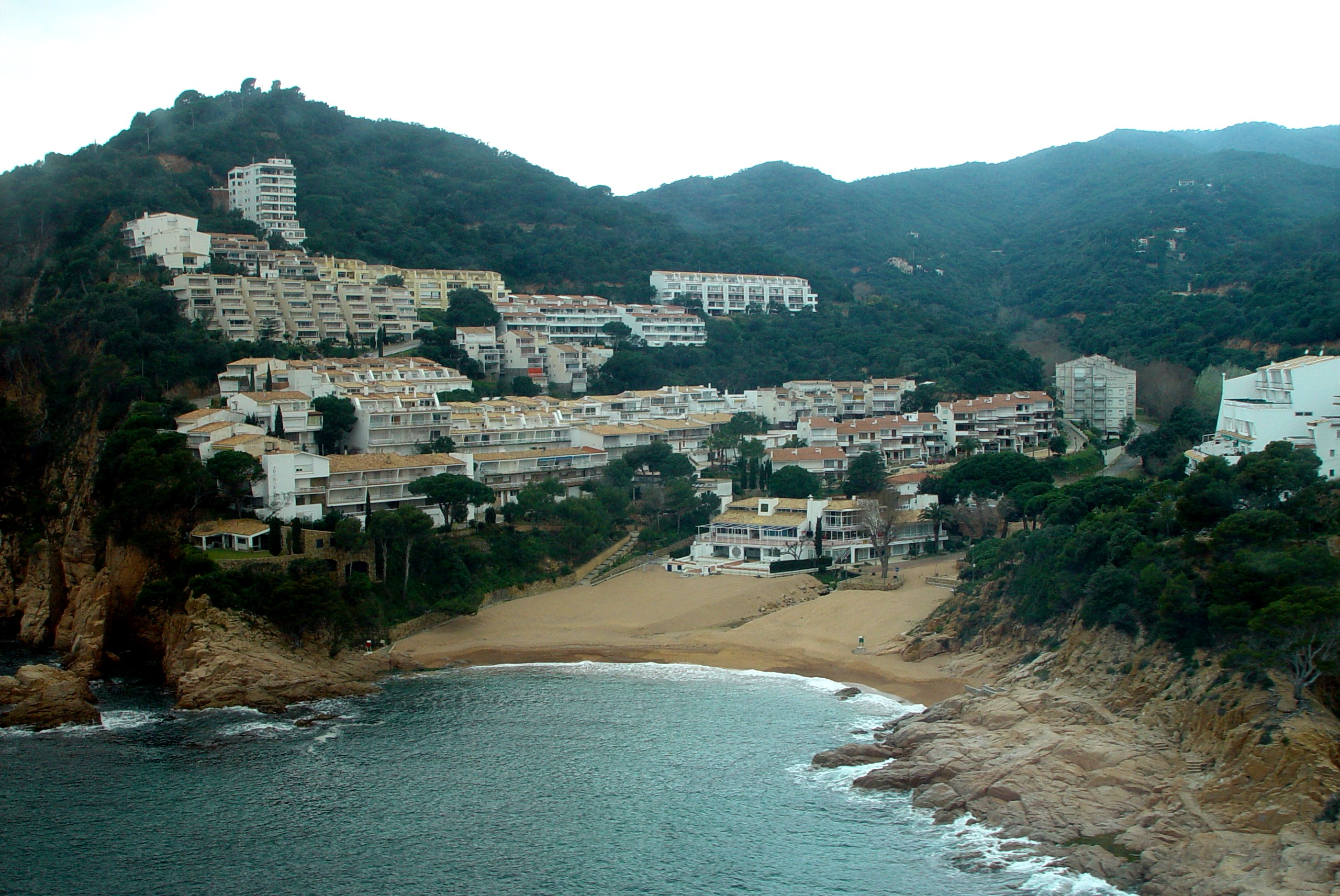 Foto playa Cala Salions. CALA SALIONS