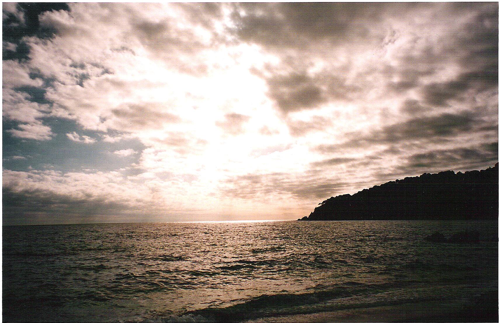 Playa Santa María de Llorell / Garbi y Llevant