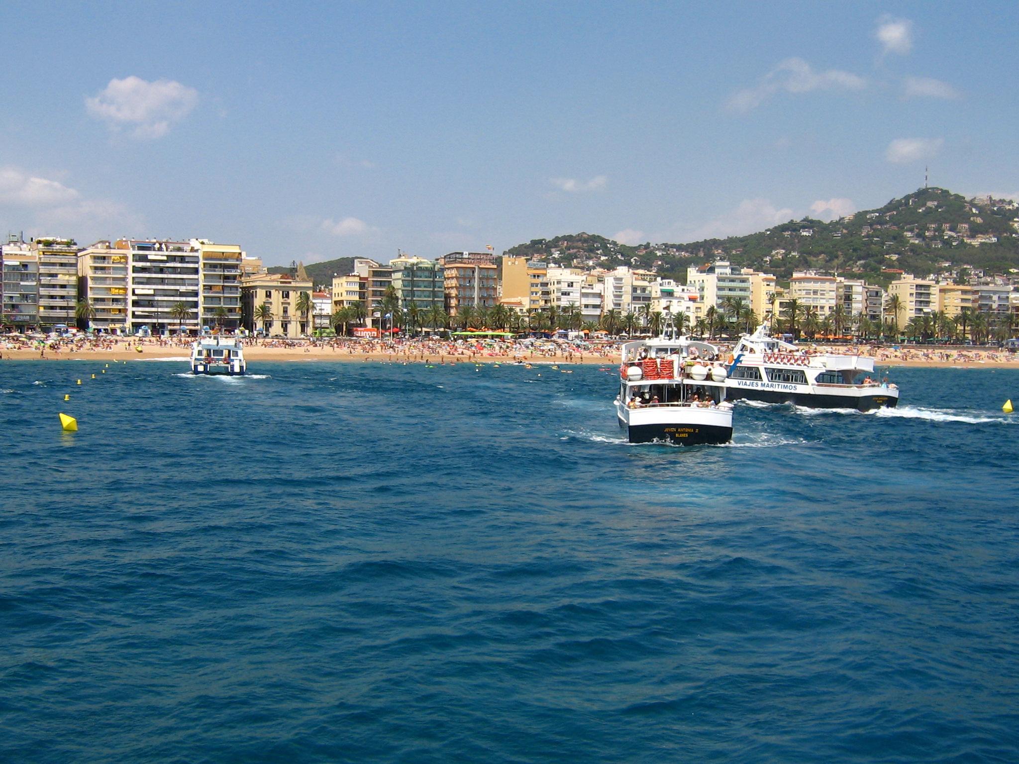 Playa Platja de Lloret