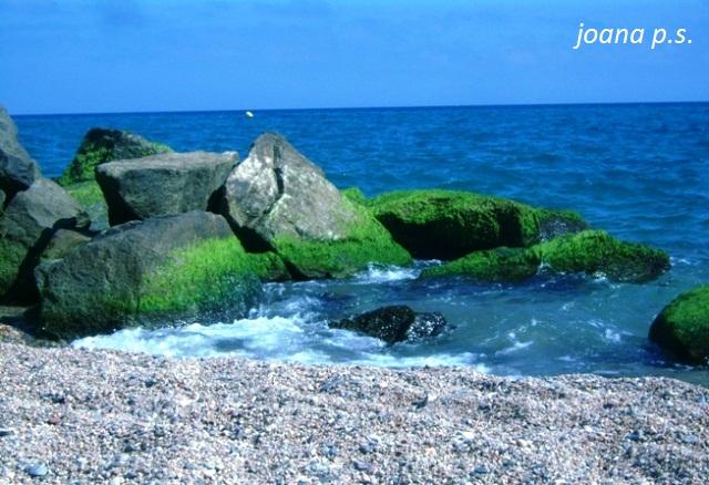 Foto playa Malgrat de la Conca.