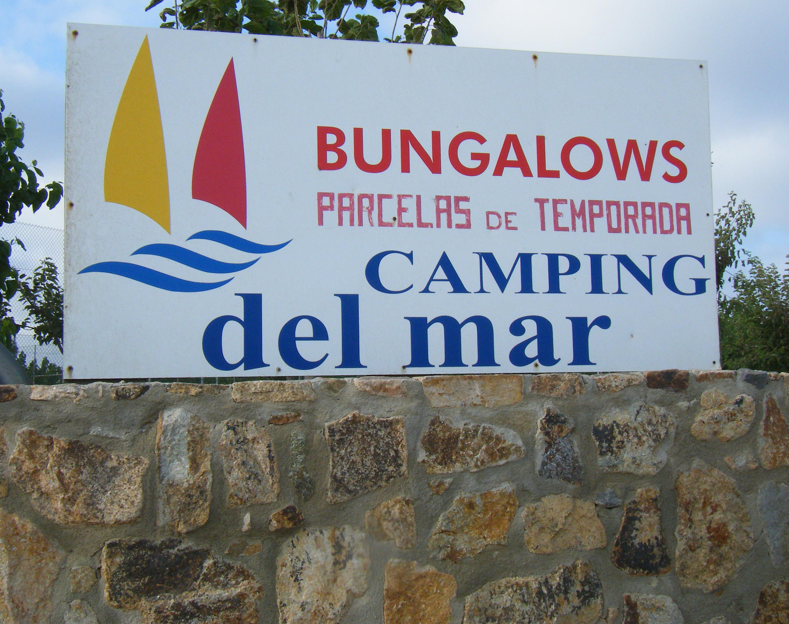 Foto playa Malgrat de la Conca. Camping Del Mar