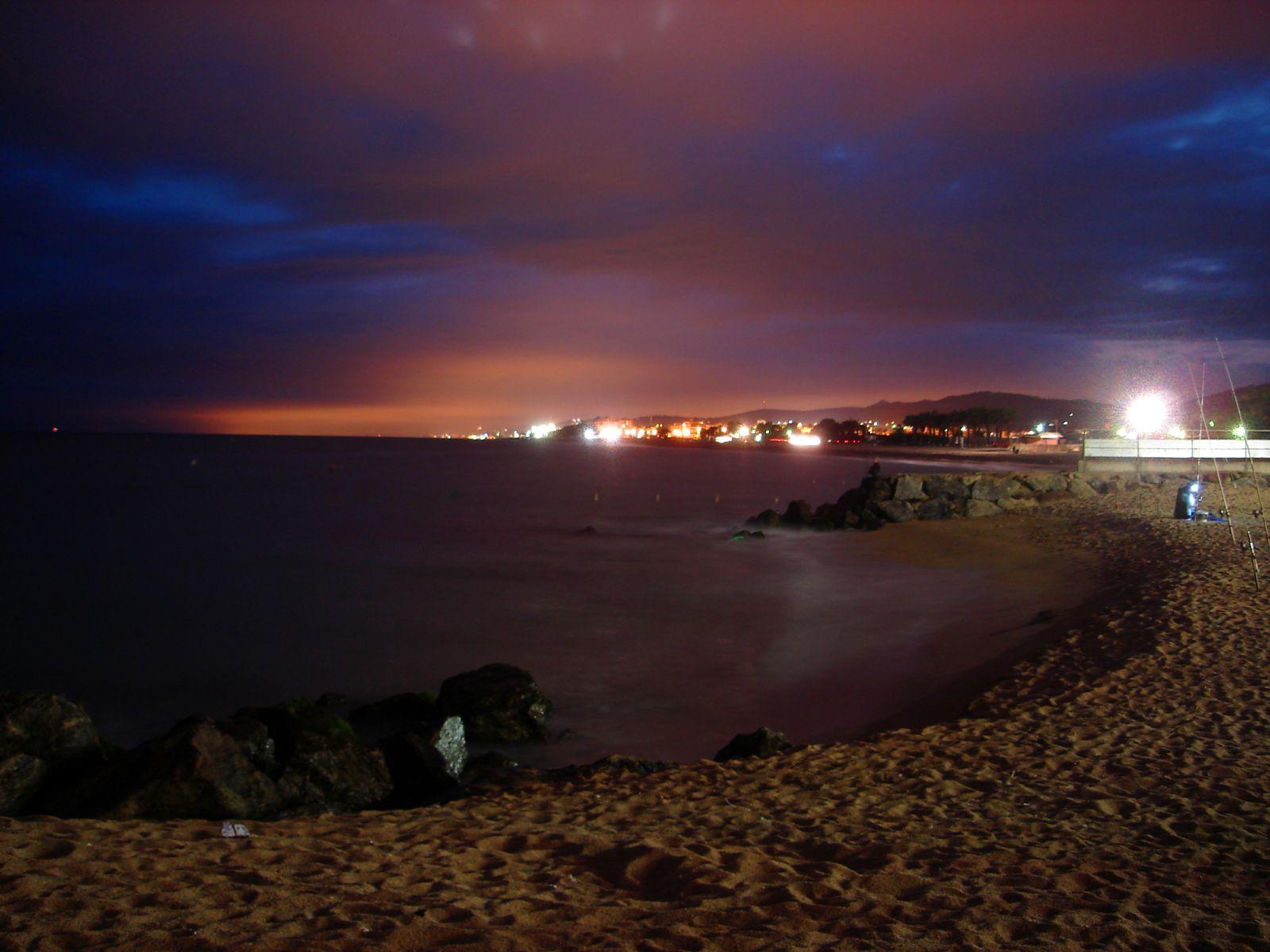 Playa Platja de les Dunes / Santa Susanna