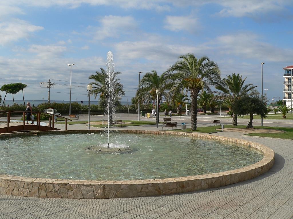 Foto playa Platja Gran. Pineda