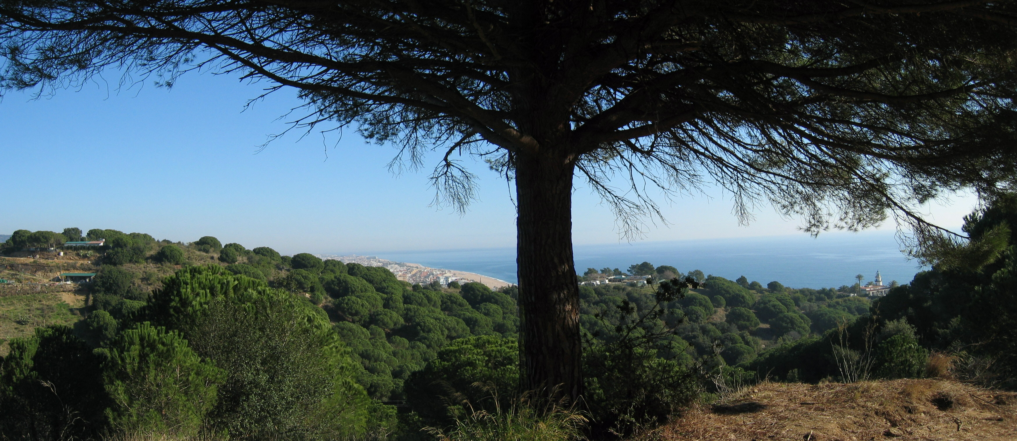 Foto playa Can Villar / Playa de la Riera. Calella