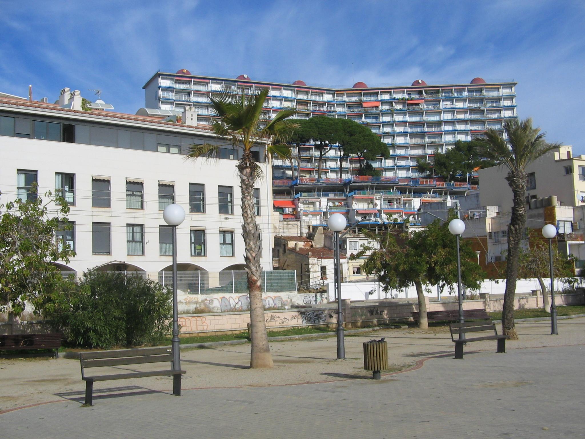 Playa El Cavaió / Tercera Playa