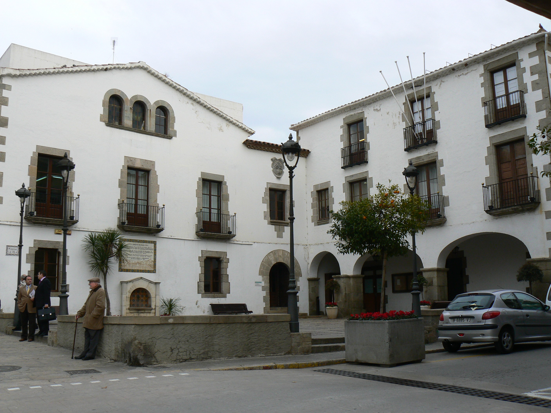 Foto playa Zona banys Fòrum. Ayuntamiento. Arenys