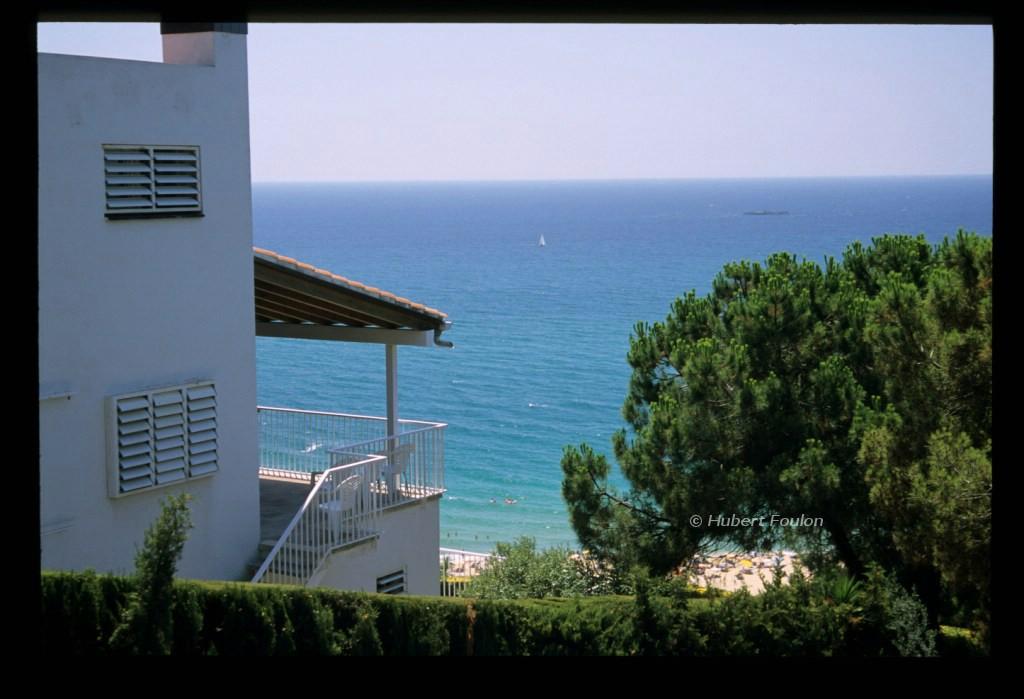 Foto playa La Musclera. Playas del mediterraneo , Caldetes