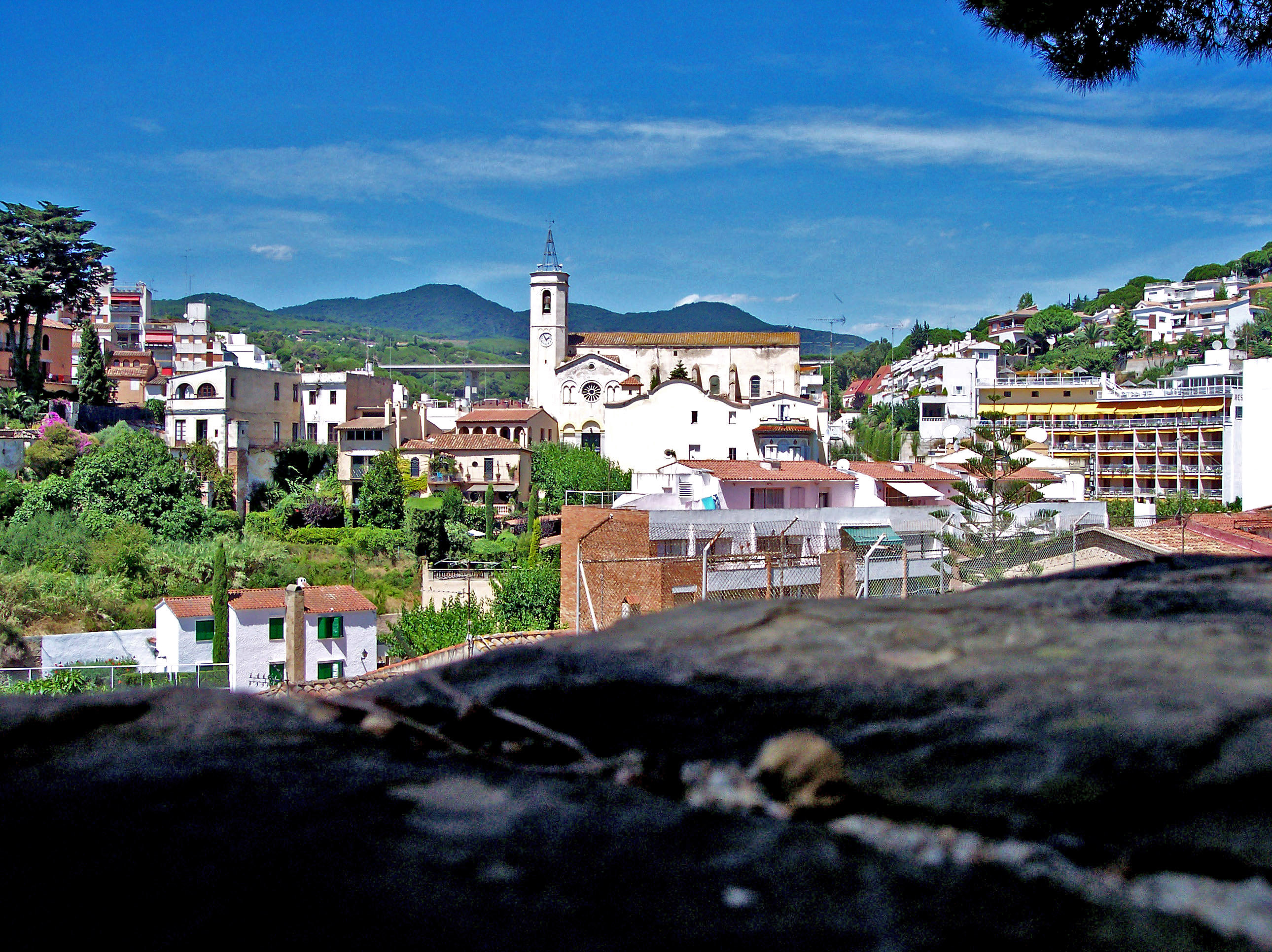 Playa Sant Vicenç de Montalt
