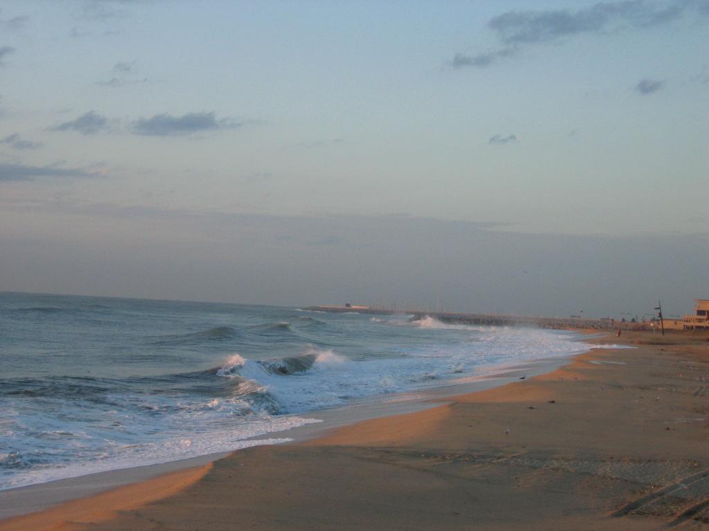 Foto playa Sant Simó. Platja de Mataró