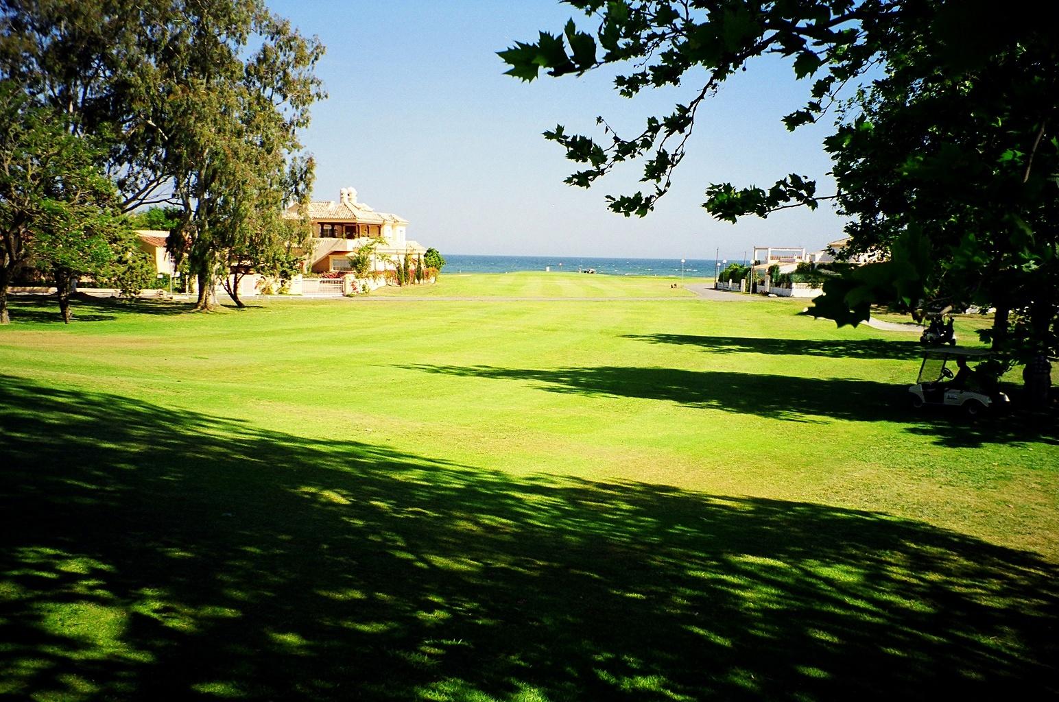 Foto playa Realejo. Club de Golf Rio Real, Hole 4