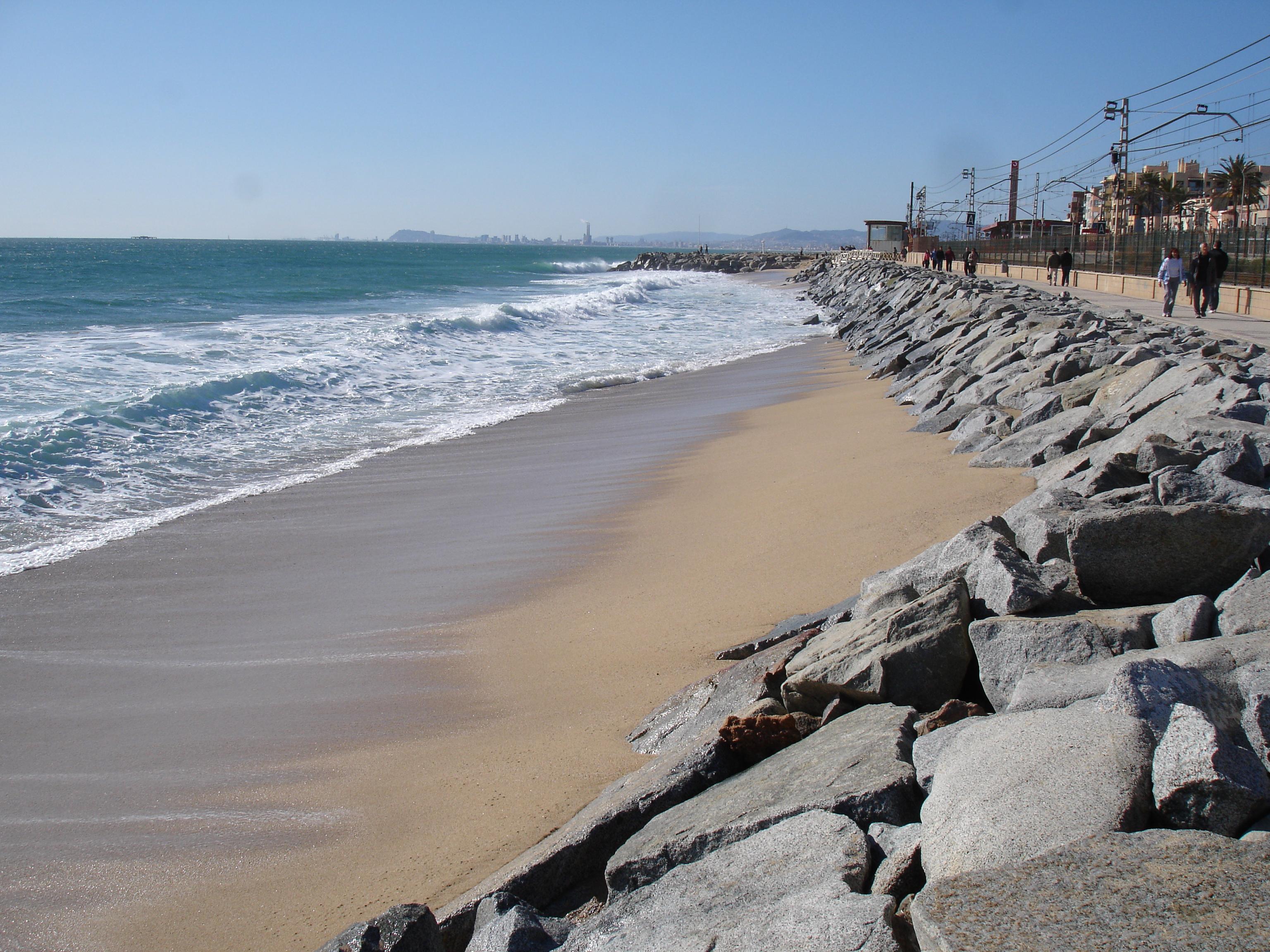 Playa La Descàrrega