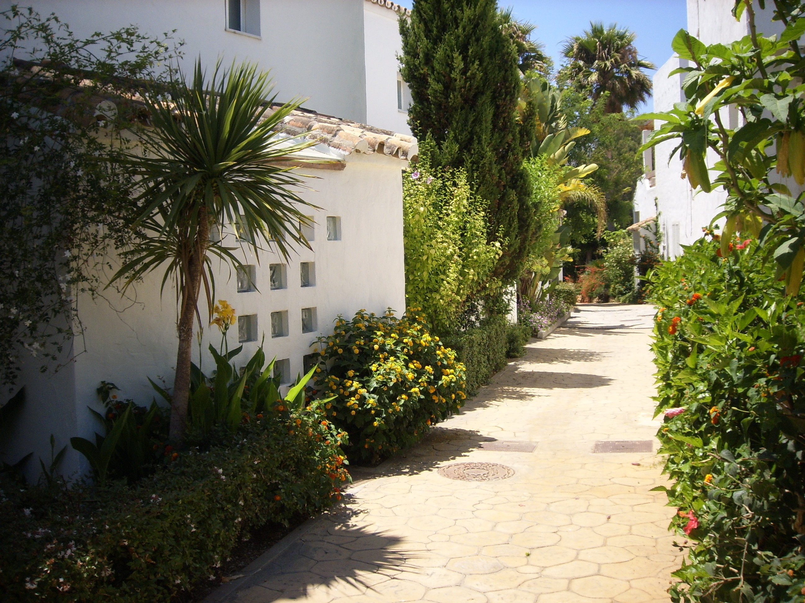 Foto playa Realejo. Pueblo Mediterráneo - Marbella