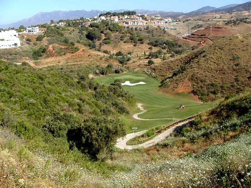 Foto playa Río Real. Cabopino golf, Marbella, Spain