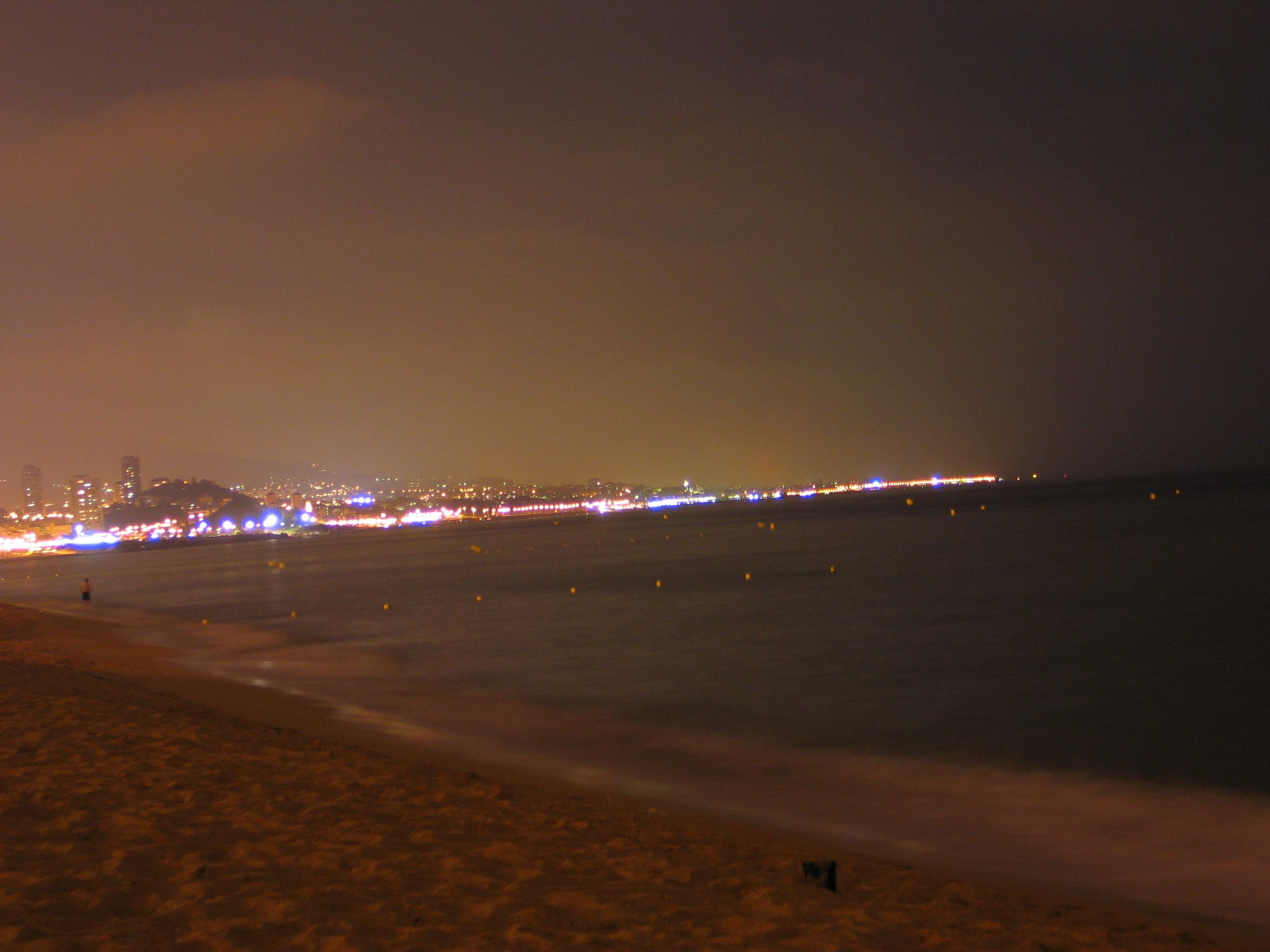 Playa Platja de l'Estació