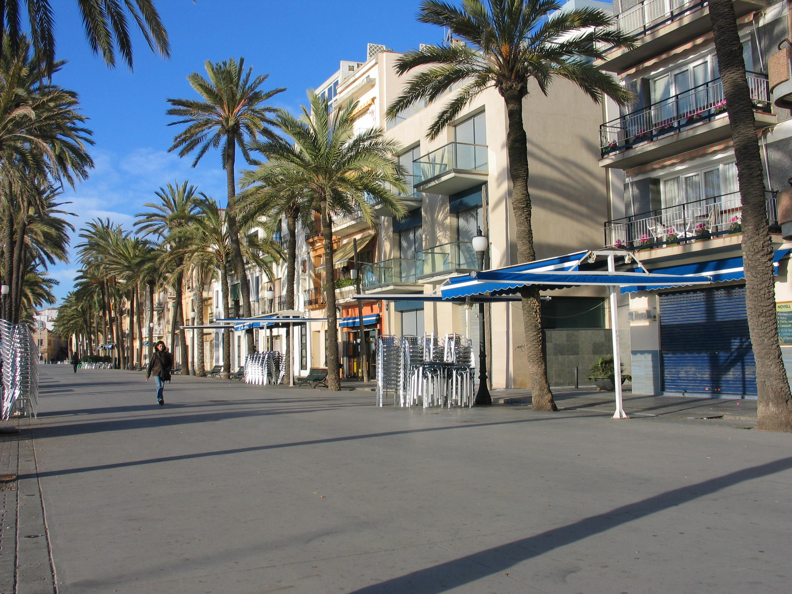 Foto playa Platja de l'Estació. Rambla Badalona IMG_6329
