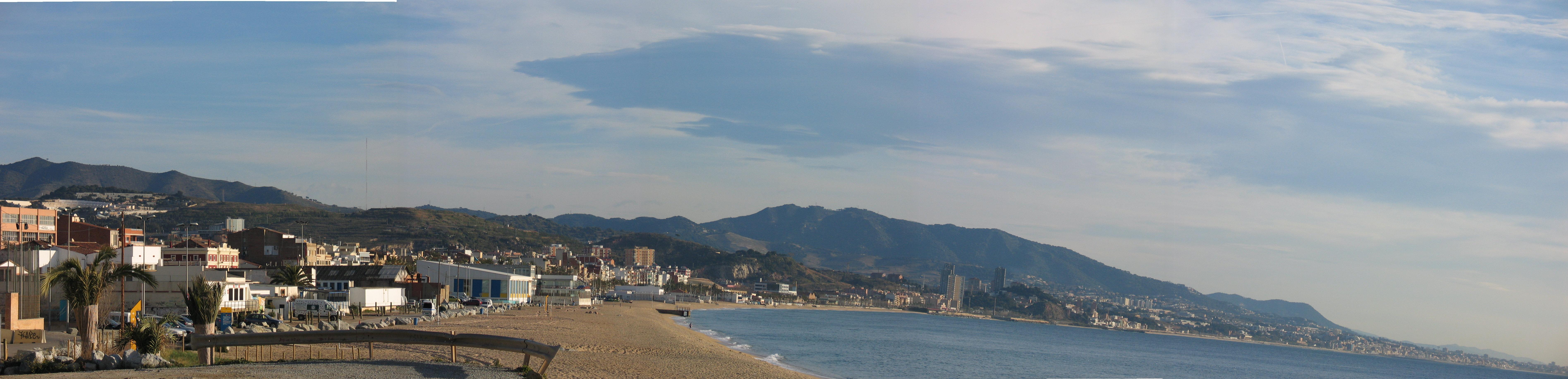 Playa Platja del Coco