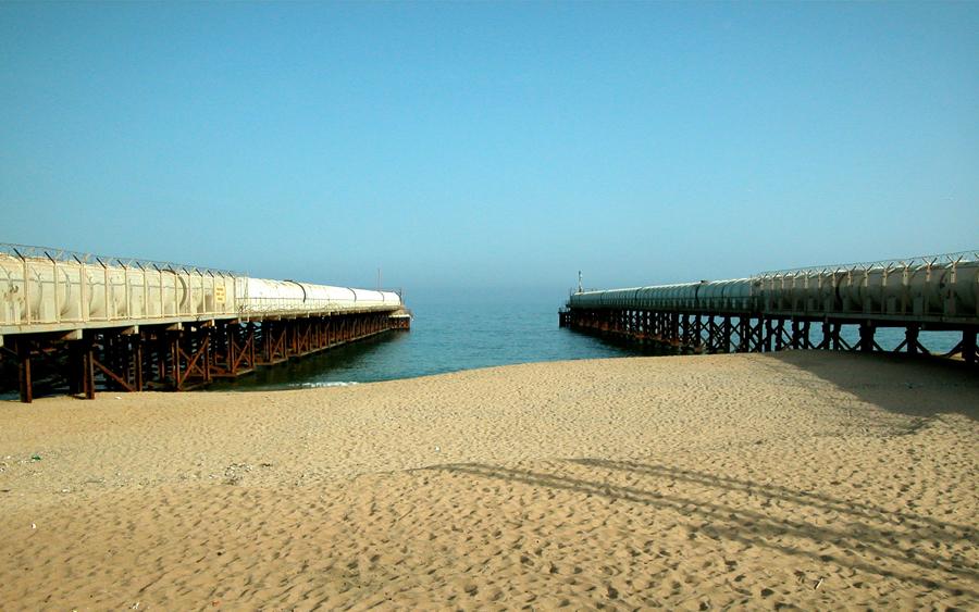 Foto playa Platja del Litoral / Parc del Litoral. platja