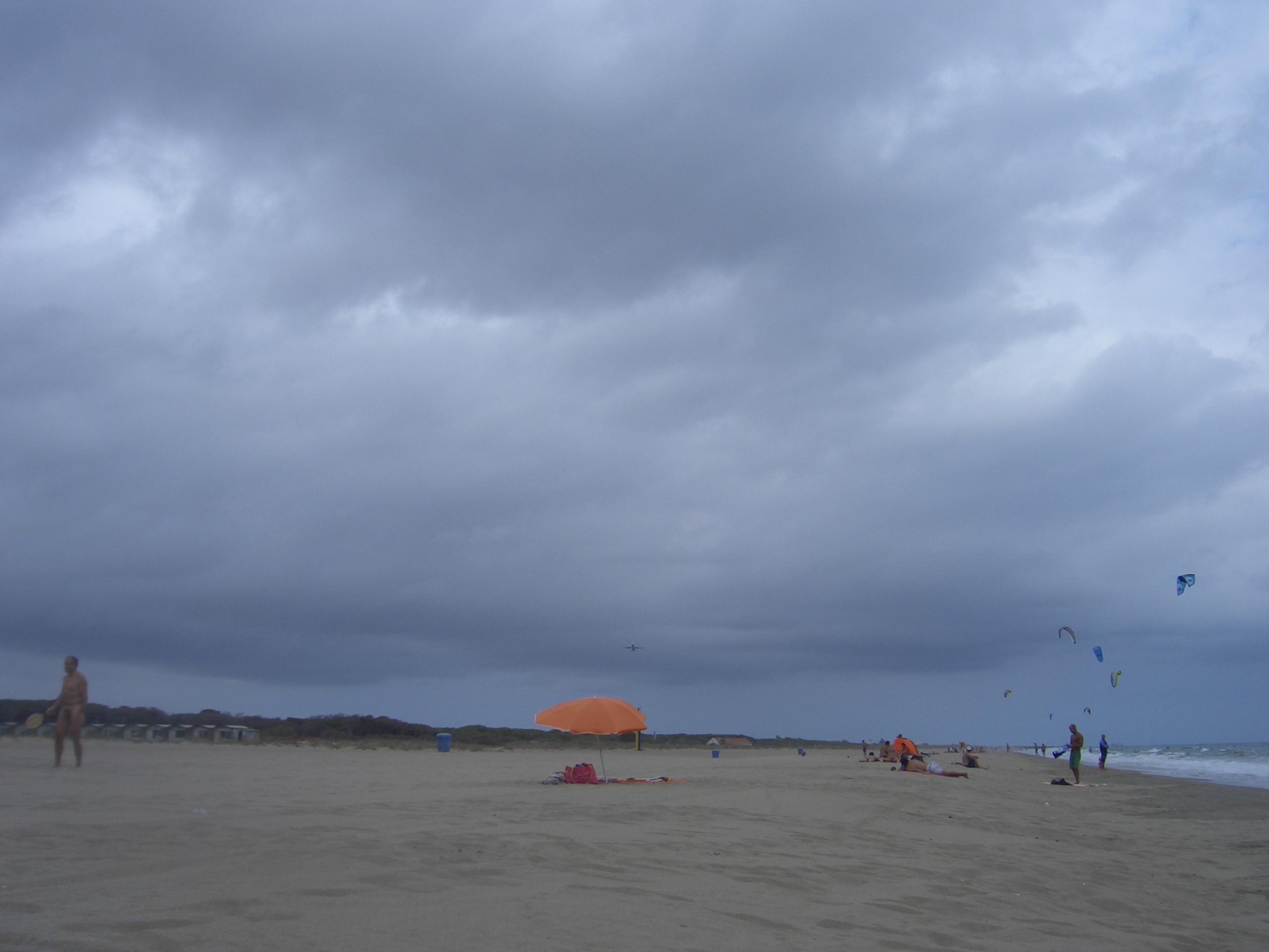 Foto playa Platja del Remolar. Viladecans
